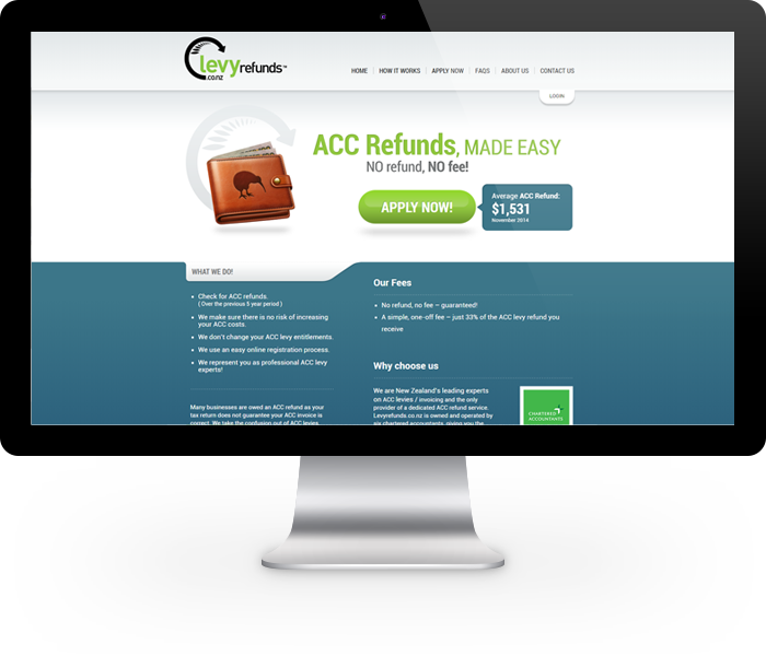 ACC overpayment system